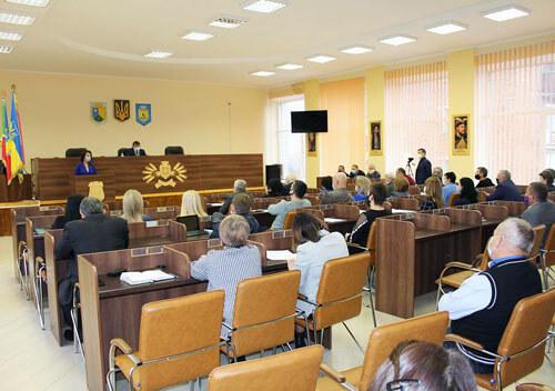 Славутські депутати обрали секретаря міської ради