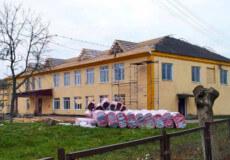 У Старому Кривині капітально відремонтують дах Будинку культури