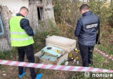 На Шепетівщині чоловік через помсту вбив свого сусіда