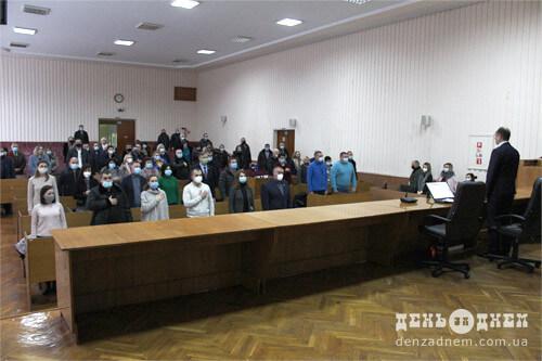 Близько пів сотні питань розглянули депутати Шепетівської міської ради під час сесії