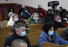 На третій сесії Шепетівської міськради обговорили бюджетні та земельні питання