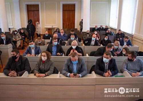 Депутати Шепетівської райради таки обрали голову