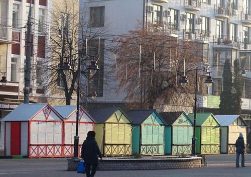 Як Хмельницький готується до Різдвяного ярмарку?
