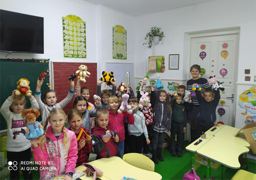 Учні Клубівського ліцею до Святого Миколая зроблять 19 добрих справ