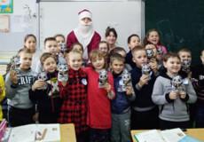 Учні Клубівського ліцею, що у Шепетівському районі, підрахували добрі справи