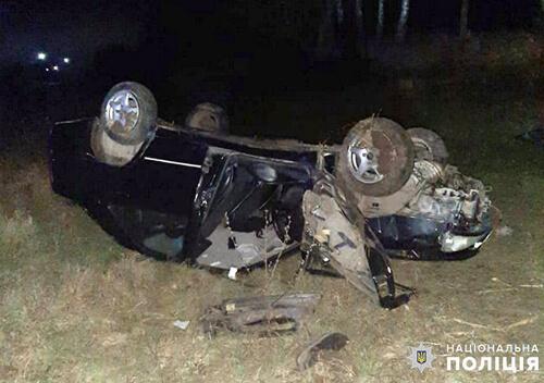 У Шепетівському районі травмованих водія і пасажира госпіталізували до дитячої лікарні