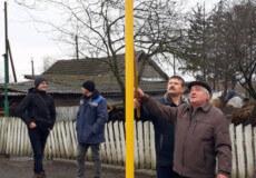 У Шепетівському районі газифікували ще одне село