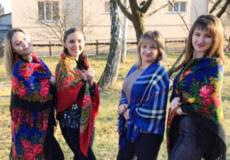 Працівниці шепетівського суду відзначають День хустки