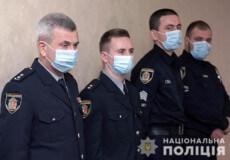 Поліцейські Хмельниччини за оперативне розкриття злочинів проти дітей отримали нагороди