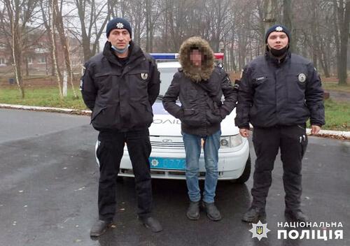 На Хмельниччині поліцейські розшукали зниклого 13-річного хлопця