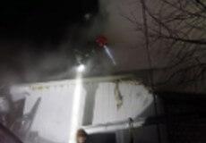 Шепетівські вогнеборці врятували будинок від пожежі