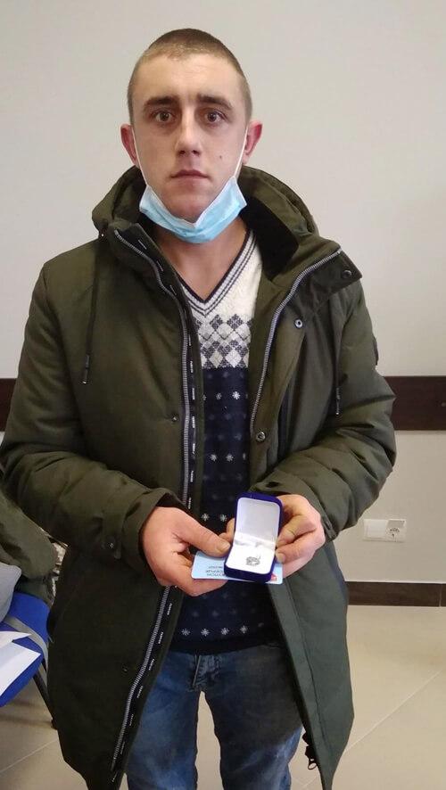 У Судилківській ОТГ вручили «Батьківське серце» сину загиблого захисника
