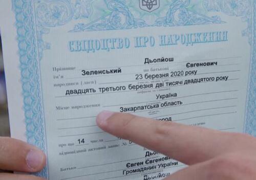 Якими рідкісними іменами називали дітей у 2020-му на Шепетівщині