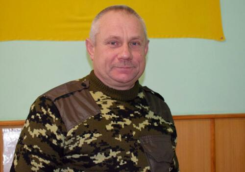 Коли ветерану з Шепетівщини прийшла повістка, він не сховався, пішов і відслужив
