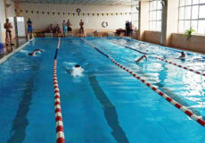 У Шепетівці відбулися змагання з плавання серед військовослужбовців та силових структур