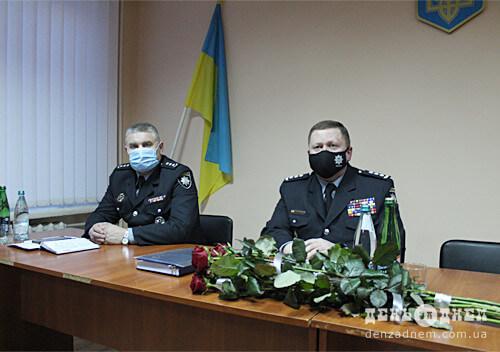 Управління поліції новоствореного Шепетівського району очолив полковник