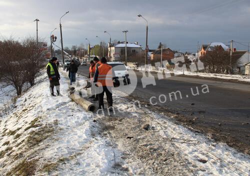 ДТП у Шепетівці: авто депутата райради злетіло з Судилківського мосту