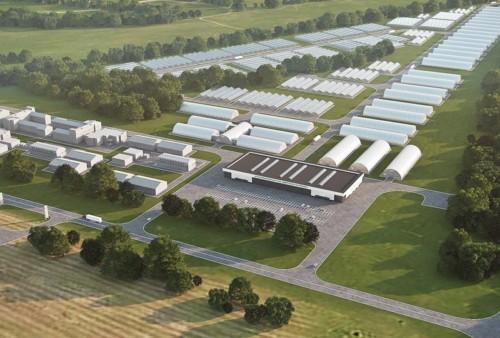 Агропромисловий парк у Шепетівці зведуть за кошти ЄС