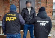 На Хмельниччині затримали чоловіка, якому раніше заборонили в'їзд в Україну