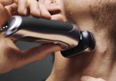 Бездоганне чоловіче гоління з приладами Braun