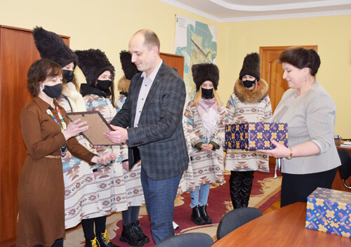 Гурт «Кумасі» та важкоатлет Сергій Колесник нарешті отримали премії від Хмельницької ОДА
