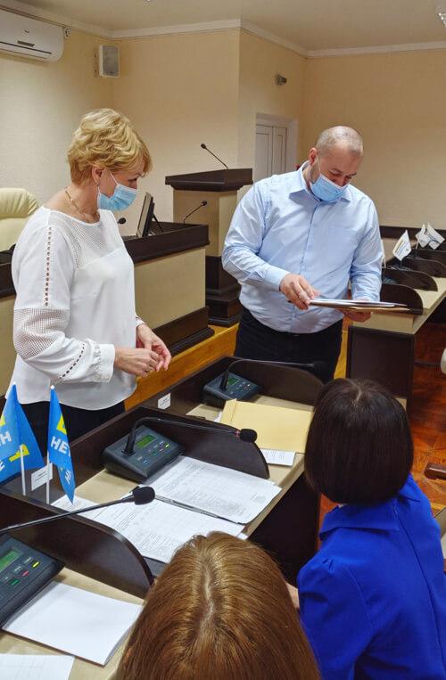 Тимчасово вільні бюджетні кошти Нетішинська ОТГ розмістить на депозитний рахунок