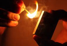 Напередодні Нового року в Хмельницькій області брат підпалив свою сестру