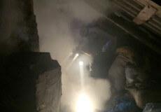 Ще одна пожежа у Полонному