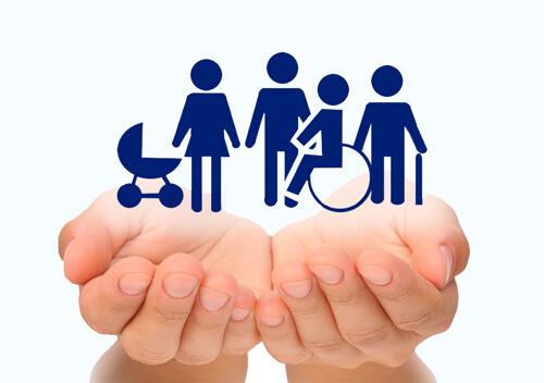 Нацсоцслужба розпочне перевіряти надавачів соціальної допомоги