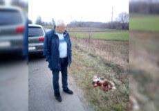 У пса Барсіка ушкодження були, але в діях експосадовця з Хмельниччини криміналу немає
