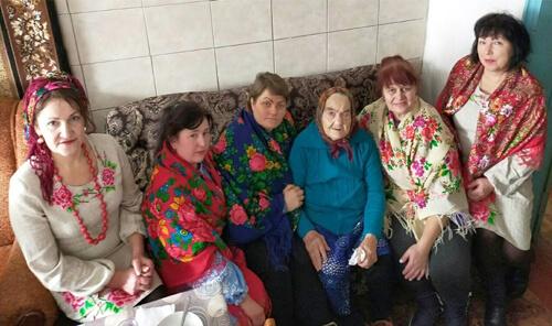 Мешканка Судилківської ОТГ відзначила 95-літній ювілей