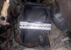 У Славуті викрили молодика, який крав автомобільні акумулятори