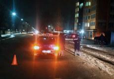 На Хмельниччині п'яний водій збив жінку