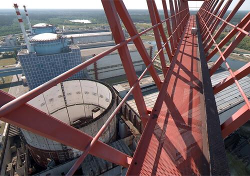 Міненерго вбачає перспективу в будівництві нових блоків Хмельницької та Рівненської АЕС