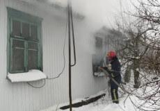 У Шепетівському районі на згарищі рятувальники знайшли тіло 82-річної бабусі