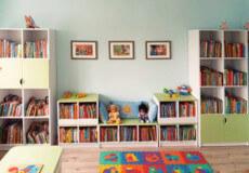 У лікарні Хмельницького відкрили бібліотеку для маленьких пацієнтів
