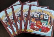У дитячому журналі опублікували казку письменниці з Шепетівщини