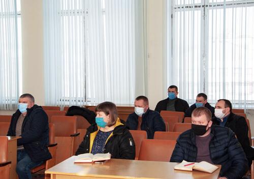 На Білогірщині у разі погіршення ситуації з COVID-19 розгорнуть додатковий ліжковий фонд