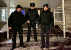 У Шепетівському районі козаки допомагають полісменам під час патрулювань