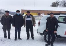 У Шепетівському районі сільська амбулаторія отримала спецтранспорт