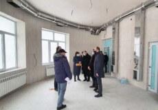 У рамках «Великого будівництва» дві лікарні Шепетівського району освоїли більше 20 млн грн