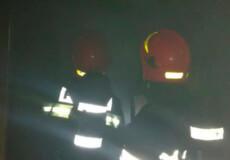 У Городищі на пожежі загинув 56-річний чоловік