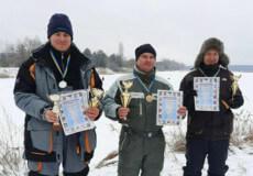 Оголосили переможців чемпіонату Хмельницької АЕС з підльодного лову