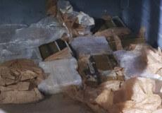На кордоні з Білоруссю митники виявили 12 приладів спостереження для танків