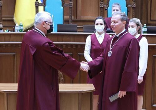 Учений Віктор Кичун, що родом із Полонного, став суддею Конституційного суду