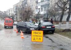 У Славуті внаслідок ДТП травмувалися дві пасажирки
