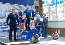 Шепетівські важкоатлети здобули дві срібні нагороди чемпіонату України