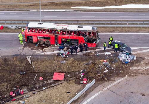 В аварії у Польщі загинув 52-річний шепетівчанин