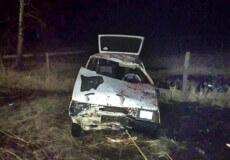 На Шепетівщині у водія, який спричинив ДТП, рівень алкоголю перевищував у 5 разів