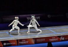 Троє нетішинців виступлять на Кубку світу з фехтування